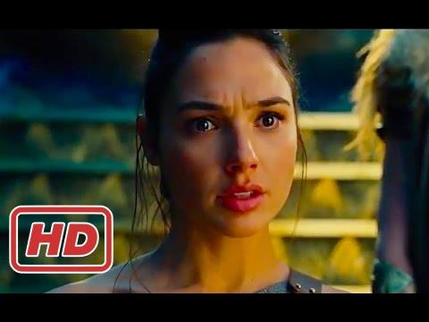 Wonder Woman Movie 2017 - Be Careful of Mankind - Gal Gadot, Chris Pine Superhero Movie HD 2017