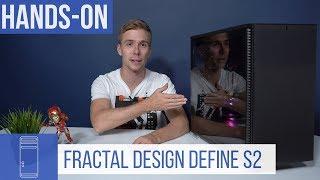 Fractal Design Define S2 Hands-On: Unterschiede zum Vorgänger erklärt