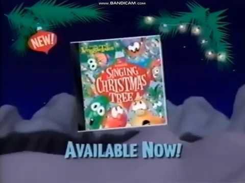 VeggieTales The Incredible Singing Christmas Tree CD Trailer - VeggieTales The Incredible Singing Christmas Tree CD Trailer - YouTube