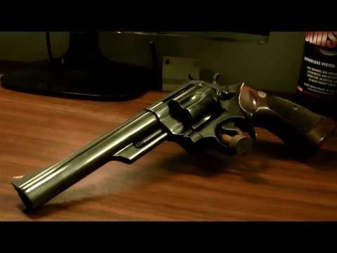 S&W Model 29 実銃レビュー Part 1