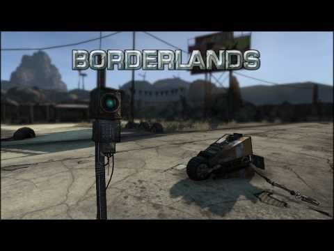 Review Of Borderlands For Xbox 360,PC,PS3 By Protomario