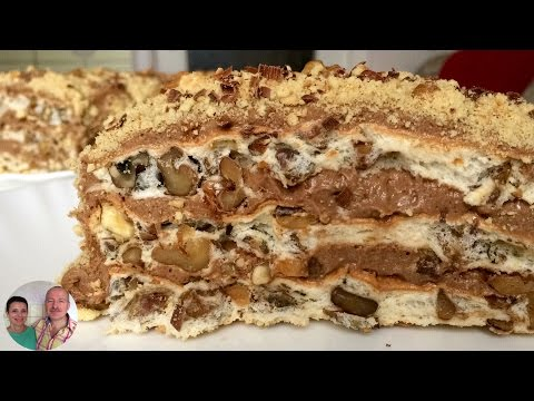 Самый вкусный Торт без муки! Королевский Торт!