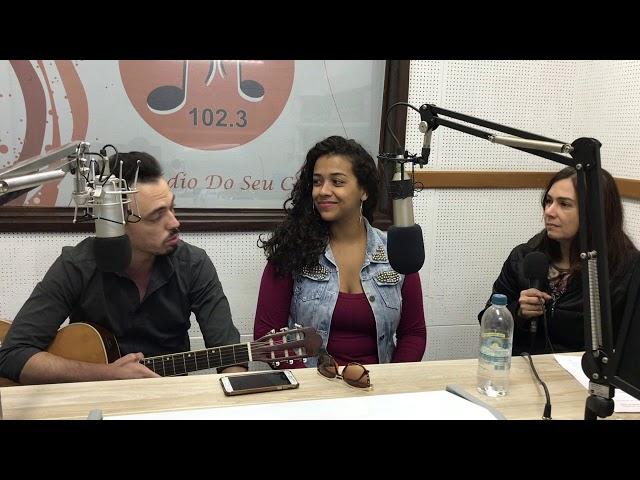 Estephanie do Samba - 5ª da Boa Música - Rádio Melodia FM