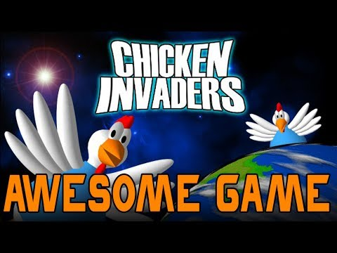 Awesome Game: Chicken Invaders