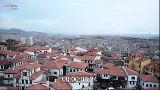 Ankara-Kale Hava çekimi