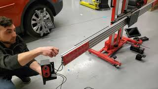 Autel Tech Tip: IA800 ADAS Optical Positioning System Quick Assembly