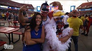 Soccercast Vlog | U.S.A vs. Colombia