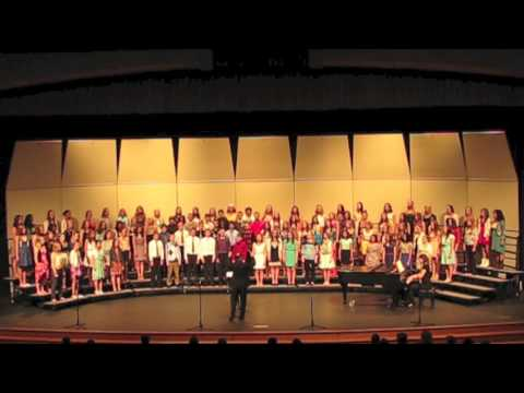 Waukee South Middle School 8th Grade Choir Concert, May 6, 2013