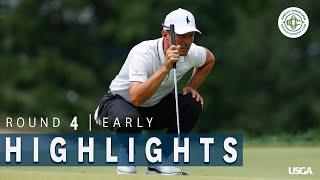2021 U.S. Senior Open Highlights: Round 4, Early