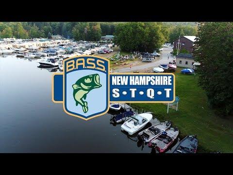 Lake Winnipesaukee , New Hampshire - Bass Fishing Tournament - 2 Day STQT Tournament