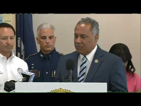 Watch: Louisiana AG unveils new crime reduction effort in New Orleans area