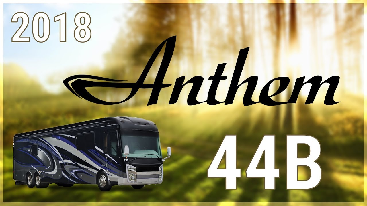 2018 Entegra Coach Anthem 44B RV Class A Motorhome For Sale Motorhomes 2 Go