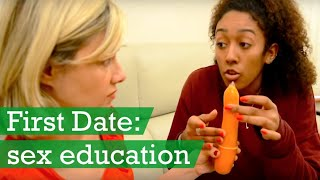 Repeat youtube video First Date - sex education, condoms and contraception
