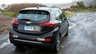 Driving Chevrolet's Bolt EV | Review