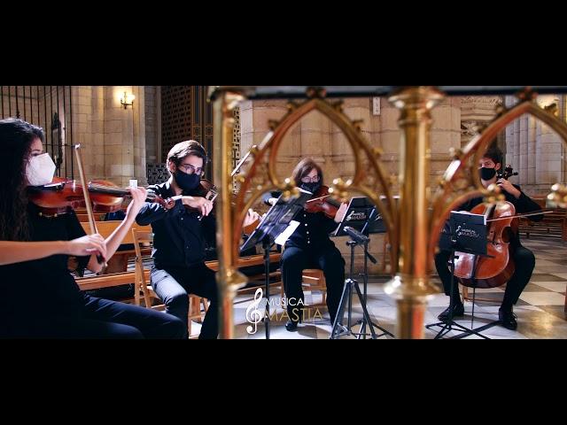 🟢 U2 | Musica Boda Murcia | Catedral de Murcia | Musical Mastia