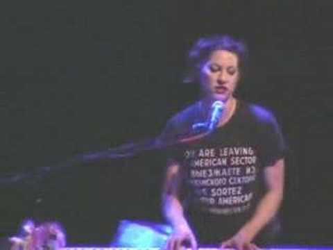 Delilah  Dresden Dolls  St Louis 10212006