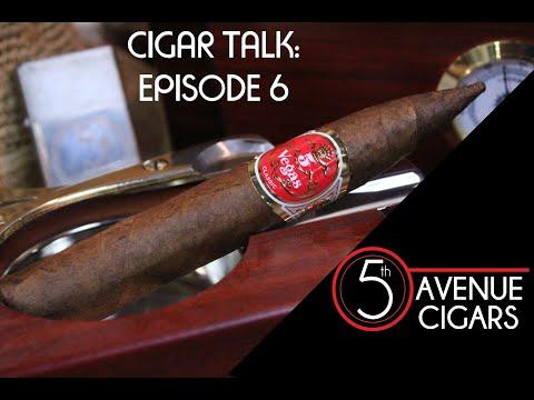 Cigar Talk: 5 Vegas Classic Torpedo Rated