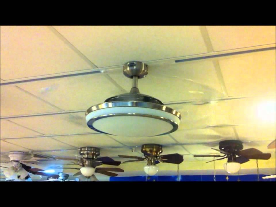 Presentacion Westinghouse Ventilador Fanaway