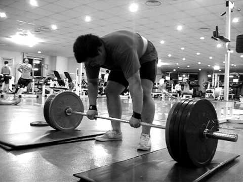Why My Powerlifting Deadlift Form Go Wrong When Weight Is Heavy For