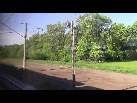 Голутвин — Люберцы-1 на ЭД4М-0066