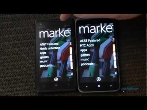 Nokia Lumia 900 vs HTC Titan II | Pocketnow