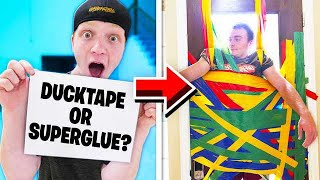 EXTREME WOULD YOU RATHER CHALLENGE!
