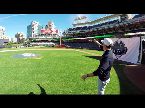 Live From The Links at Petco Park - Callaway Minute