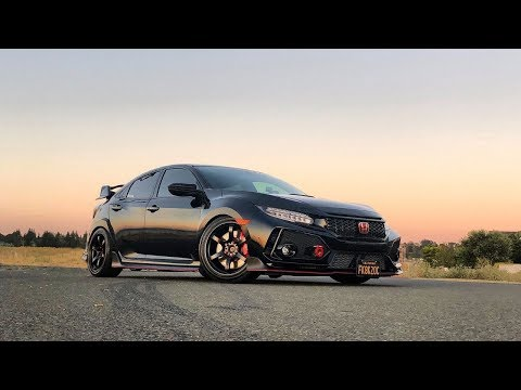New Daily Driver Wheels for my Civic Type R