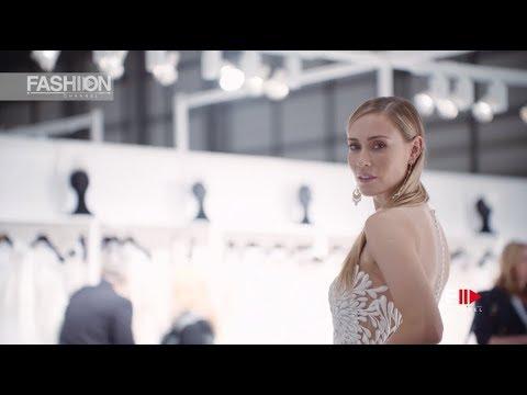 London Bridal Fashion Week 2019 Highlights - Fashion Channel