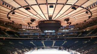 TOUR OF MADISON SQUARE GARDEN - MSG World Most Famous Arena - NYC 2015