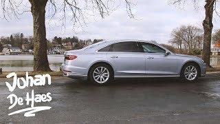 2018 Audi A8 L EXTERIOR / INTERIOR / LIGHTS / Walkaround & Looks