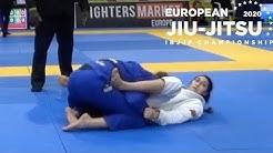 Vedha Toscano VS Venla Luukkonen / European Championship 2020