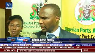 FG Gives Reassurance Of Cross River Ports Dredging