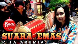 SUARA EMAS Voc RITA ARUMIA ( Cek Sound ) - PUTRA RAMA WIJAYA Live Menanggal Mojosari Mojokerto 2019