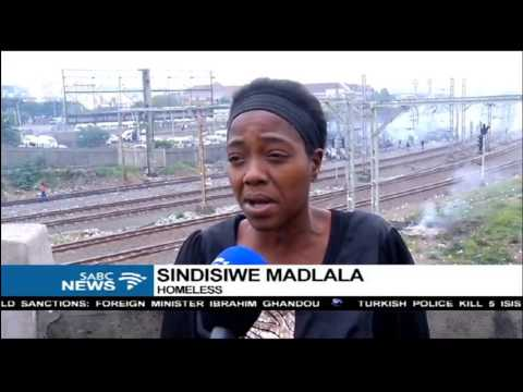 PRASA, Metro police, SAPS pounce on the homeless to fight crime