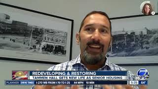 Tammen Hall gets new life as senior housing