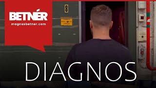 Diagnos (Ny standupspecial av Magnus Betnér)