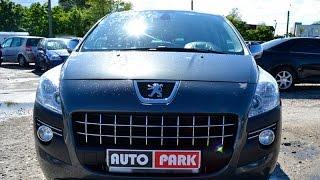 Автопарк Тест драйв Peugeot 3008 от Продорожник