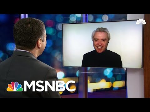 David Byrne On Protest Music, Creativity And Fans Craving A Talking Heads Reunion | MSNBC