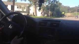 2004 Honda Accord test drive