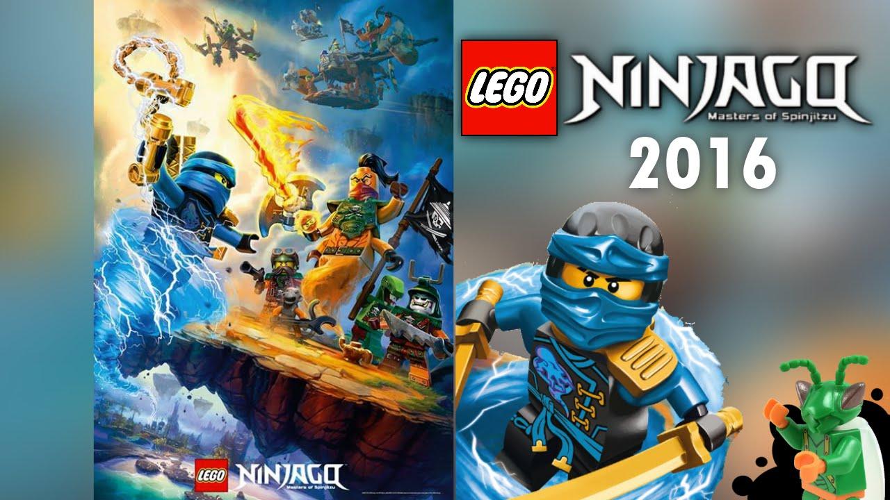 Lego ninjago 2016 sets poster analysis lego ninjago season 6 sky bound youtube - Lego ninjago 6 ...