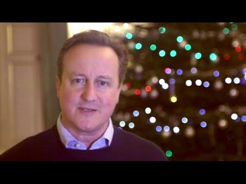 David Cameron: Happy New Year