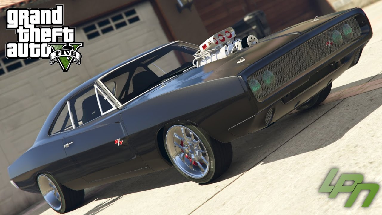 How To Get Fast And Furious Cars On Gta