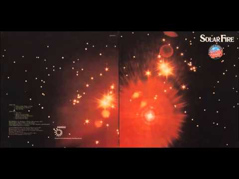 MANFRED MANN'S EARTH BAND -- Solar Fire 1973