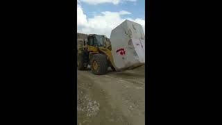 Komatsu wa500 marble