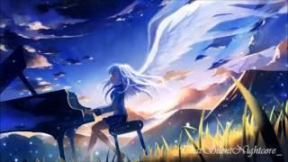 [Nightcore] Halo -lyrics