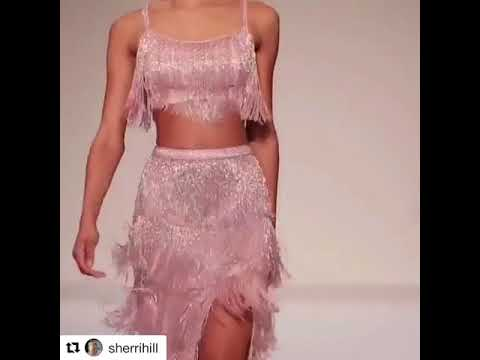 Sherri Hill Spring 2018 Fashion Show