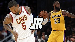 Lakers Sign JR Smith