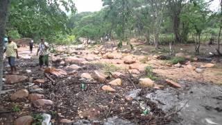 Creciente del Río Santo Tomás de La Junta Guajira (Colombia) thumbnail