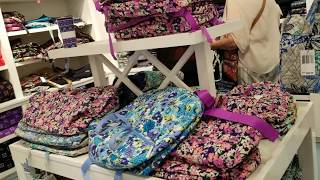 Vera Bradley CLEARANCE shop with me!